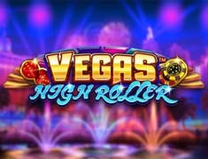 Vegas High Roller logo