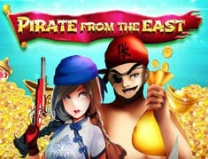 Pirate From The East logo