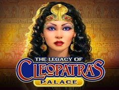 The Legacy of Cleopatra's Palace logo