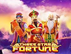Three Stars Fortune logo