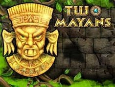 Two Mayans logo