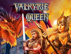 Valkyrie Queen logo