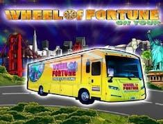 Wheel of Fortune On Tour logo