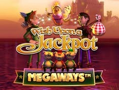 Wish Upon a Jackpot Megaways logo
