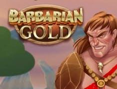 Barbarian Gold logo