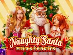 Naughty Santa logo
