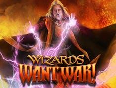 Wizards Want War logo