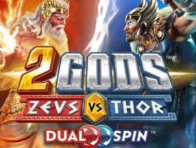 2 Gods Zeus versus Thor