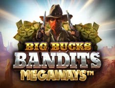 Big Bucks Bandits Megaways logo