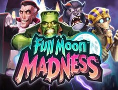 Full Moon Madness logo