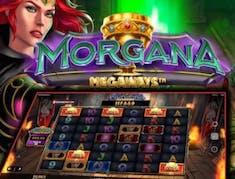 Morgana Megaways logo
