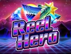Reel Hero™ logo