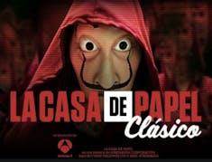 La Casa De Papel Clásico logo