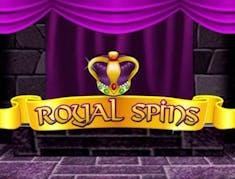 Royal Spins logo
