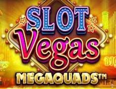 Slot Vegas Mega Quads logo
