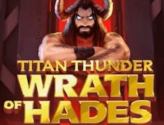 Titan Thunder: Wrath of Hades logo