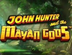 John Hunter and the Mayan Gods logo