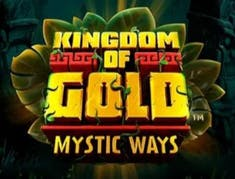 Kingdom of Gold: Mystic Ways logo