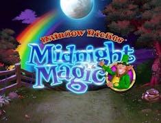 Rainbow Riches Midnight Magic logo