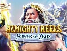Almighty Reels Power of Zeus logo