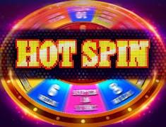 Hot Spin logo
