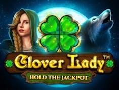 Clover Lady™ logo