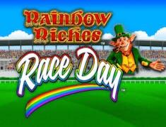 Rainbow Riches Race Day logo