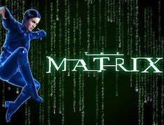 The Matrix logo