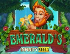 Emerald's Infinity Reels logo