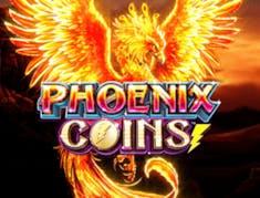 Phoenix Coins logo