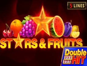 Stars & Fruits Double Hit