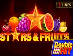 Stars & Fruits Double Hit logo