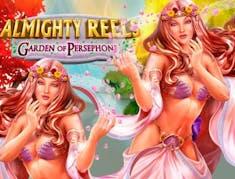 Almighty Reels Garden of Persephone logo