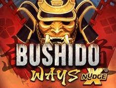 Bushido Ways xNudge logo