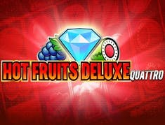 Hot Fruits Deluxe Quattro logo