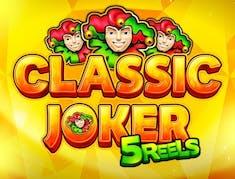 Classic Joker 5 Reels logo