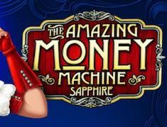 The Amazing Money Machine logo