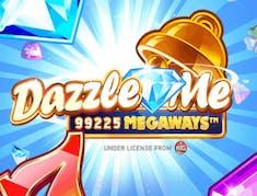 Dazzle Me Megaways logo