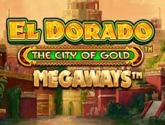 El Dorado the City of Gold Megaways logo