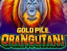 Gold Pile Orangutan logo