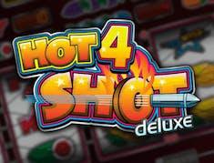 Hot4Shot Deluxe logo