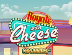 Royale With Cheese Megaways logo