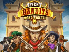Sticky Bandits 3 Most Wanted logo