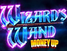 Wizard's Wand Money Up logo