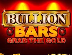 Bullion Bars Grab the Gold logo