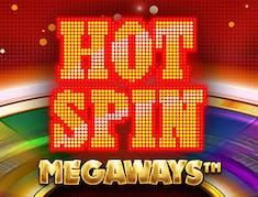 Hot Spin Megaways logo