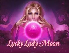 Lucky Lady Moon logo