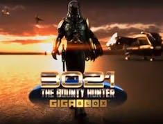 3021 AD The Bounty Hunter Gigablox logo