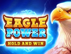 Eagle Power Hold and Win logo