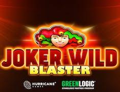 Joker Wild Blaster logo